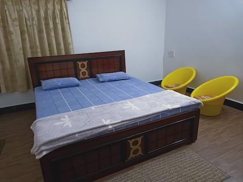 Amerpet, AC Villa Room,Park view,Hyderabad