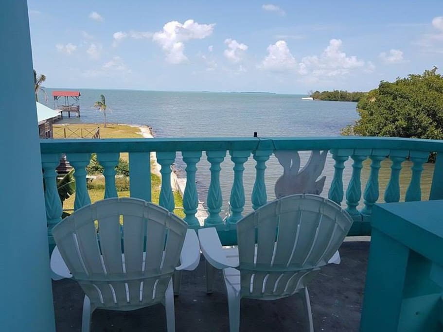 Relax from your very own private Balcony!