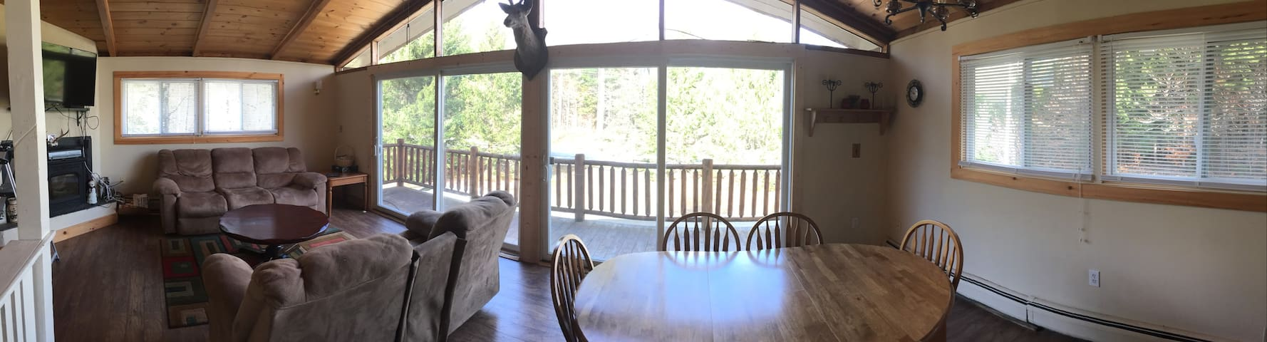 Stratton Mountain Ski Chalet