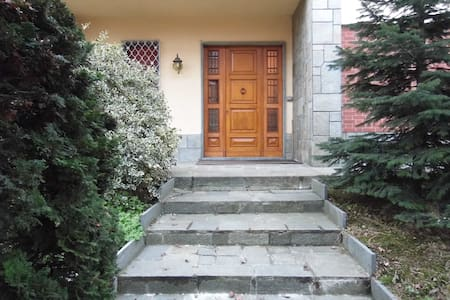Nice apartment in elegant villa - Caselle Torinese - Apartment