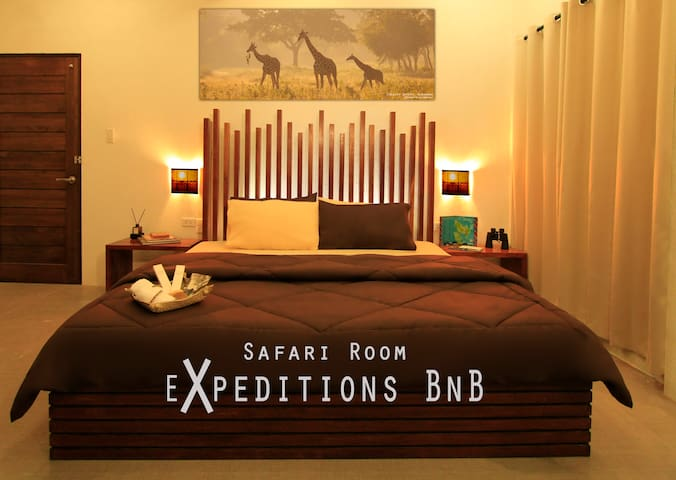Expeditions BnB Coron_Safari Room - PH - Pousada