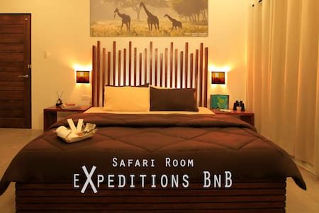 Expeditions BnB Coron_Safari Room