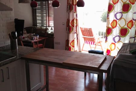 Bonito apartamento en la playa - Mar de Cristal, Cartagena - Appartement