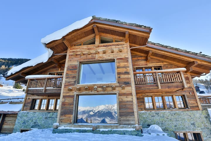 Chalet Adey Ski in/out - Pool