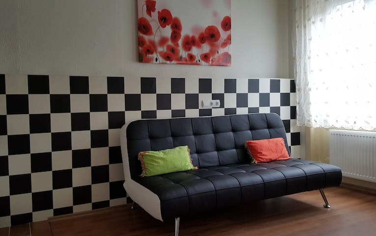 City Wohnung Central 2 rooms
