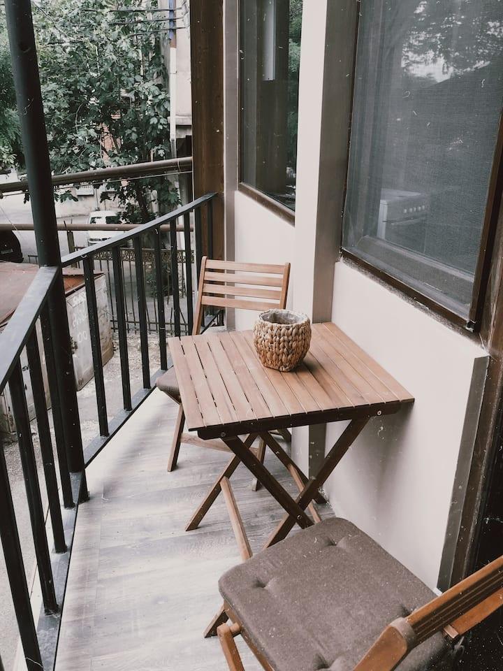 Zandukeli Apartment N15