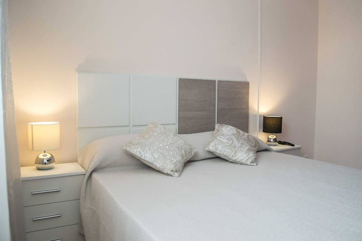 Double room by the sea Poblenou