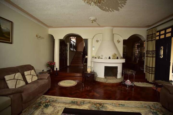 Private room clean spacious Nairobi