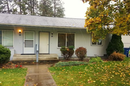 Updated Post Falls Private and Quiet Duplex - Post Falls - Townhouse