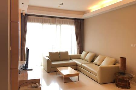 Modern 2 Bedroom Apartment in Central Senayan - Kebayoran Lama