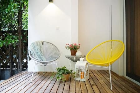 Comfortable double room outside Centry Park - Shanghái - Departamento
