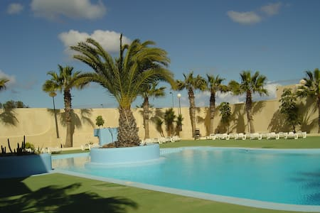 Duplex in Parque Holandes with communal pool. - La Oliva - Talo