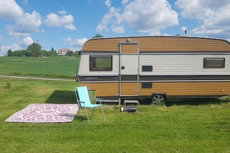 The Happy Camper in Halden - Berg i Østfold - Autocaravana