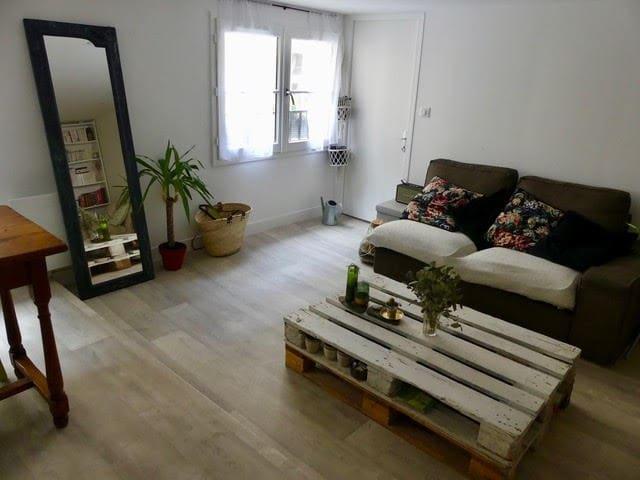 Appartement moderne au coeur de Paris