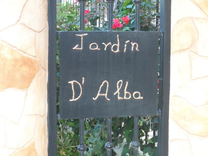 Jardin D'Alba-Holiday Apartments