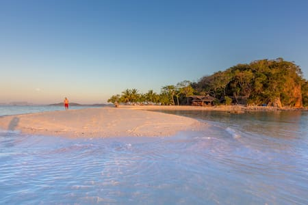 Bamboo Private Island near Coron