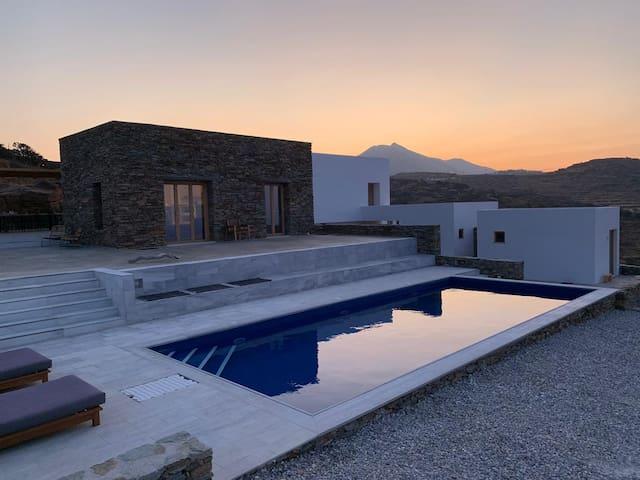 Amazing villa in Sifnos