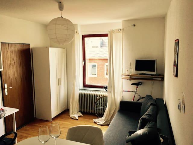 Gemütliche 1 Zimmer Wohnung im Herzen von Aachen