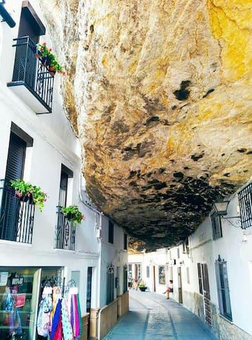 Casa con Impresionantes Vistas - Setenil de las Bodegas - Maison
