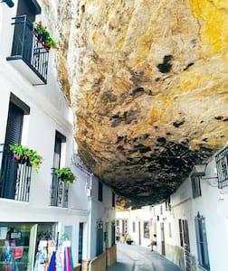 Casa con Impresionantes Vistas - Setenil de las Bodegas - Casa