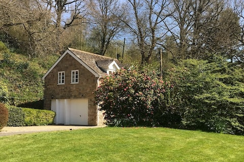 Charming rural retreat in AONB close to Wye Valley