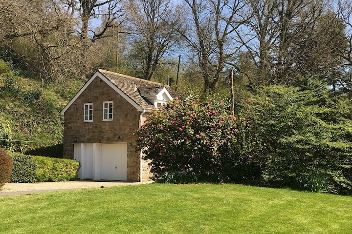 Quiet rural retreat in AONB close to Wye Valley