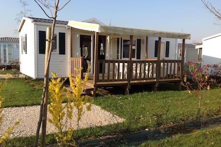 MOBILE HOME - heart of the Loire Valley - Onzain - Andere