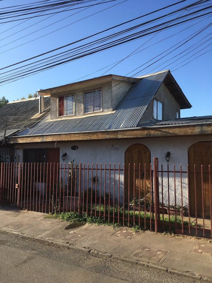 Casa Rosita Curicó-Chile