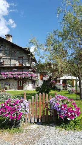 Appartamento a Greschmatto Waeg - Gressoney-Saint-Jean - Daire