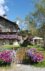 Appartamento a Greschmatto Waeg - Gressoney-Saint-Jean - Leilighet