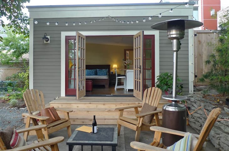Ballard Backyard Cottage - Seattle - Gästehaus