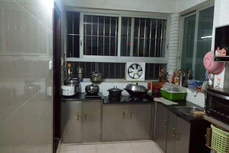 温馨3居室,停车方便 - 江门市新会区 - Apartment