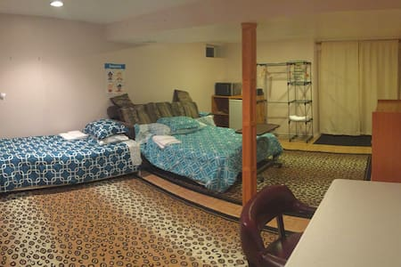 Baltimore County BnB, Private Room W/Bath! - Owings Mills - Dom