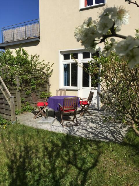 Whg 2, Villa Isenbruck, Ferienhaus EG