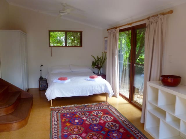 Gorgeous Garden Guestroom - Bangalow - House