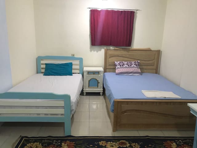 Special price for students and long stay..