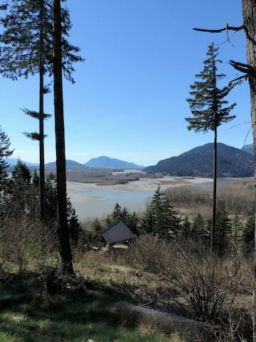 New Gardensuite near Harrison Hotsprings, Hemlock - Agassiz - Wohnung