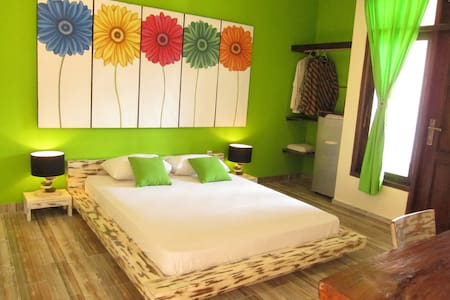 Room Agung at Atmos Co-Living