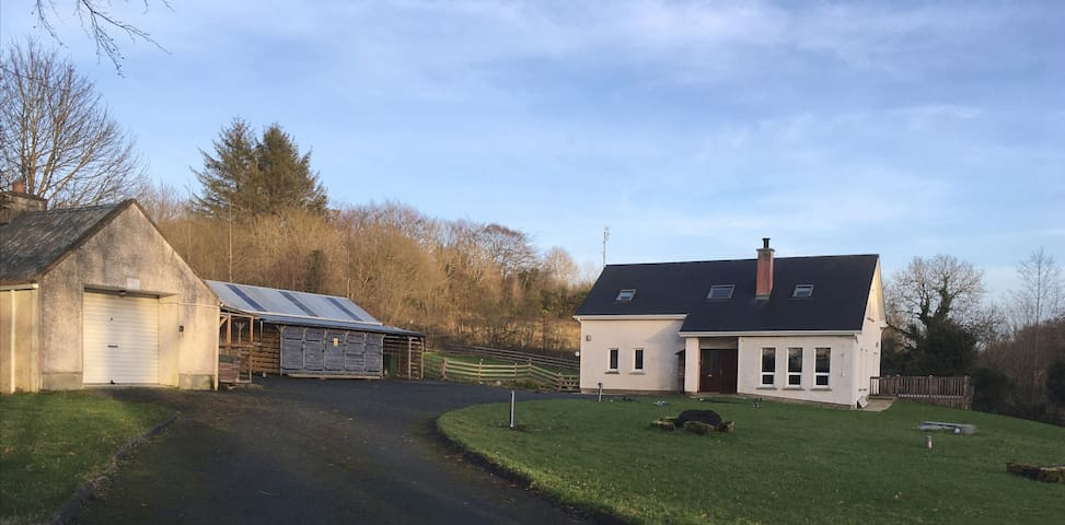 Mullagh. For peace and quiet look no further!
