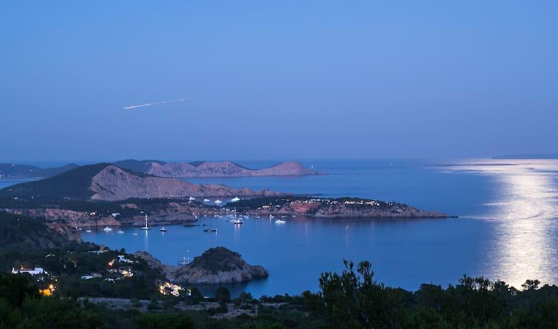 Most beautiful view of Ibiza  - Sant Josep de sa Talaia - Villa