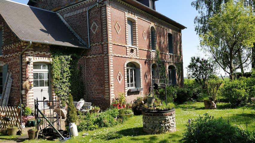 Une halte en Haute-Normandie - 4 à 8 personnes