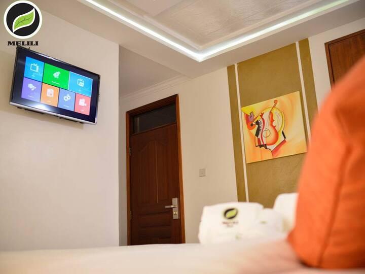 Melili Hotel All En-suite rooms