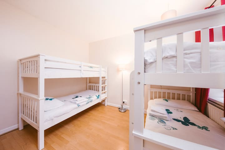 1 COMFY BED 4 shared room CENTRAL LONDON - 2