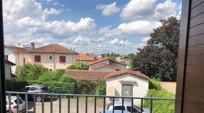 "Studio Dax résidence ""Le Blason"" parking & balcon"