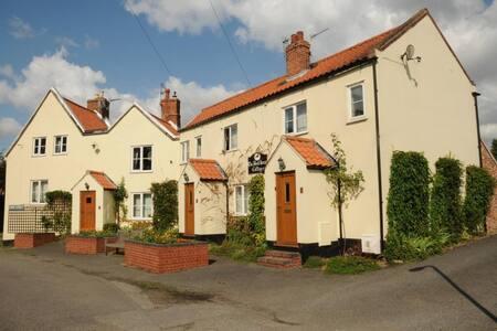 The Annex, Black Horse Cottages, Foston.