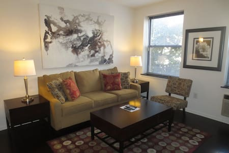 Upscale 1-Bedroom Apartment in Morristown NJ - Morristown
