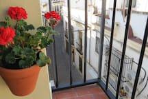 Patios de San Andrés / Centro Histórico / Parking