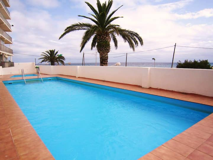 Playa d'aro studio rénové superbe vue sur la mer