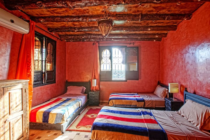 Triple Room Superior - Marrakesh - Bed & Breakfast