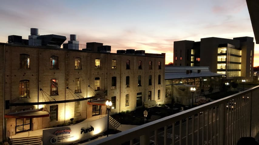 Luxury apartment in the heart of downtown Ogden - Ogden - Apartment